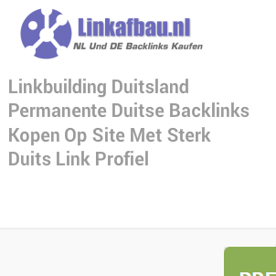 linkaufbau agency